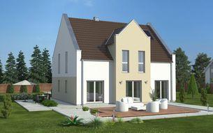 Westermann massivhaus gmbh massivhaus for Moderner baustil