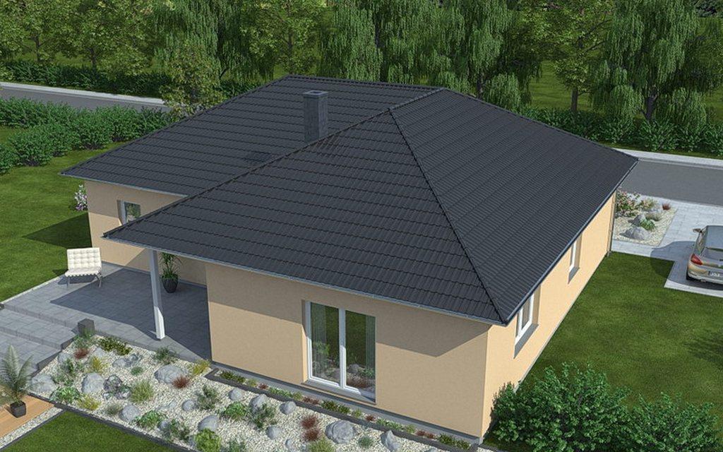 westermann massivhaus gmbh finesse 133. Black Bedroom Furniture Sets. Home Design Ideas