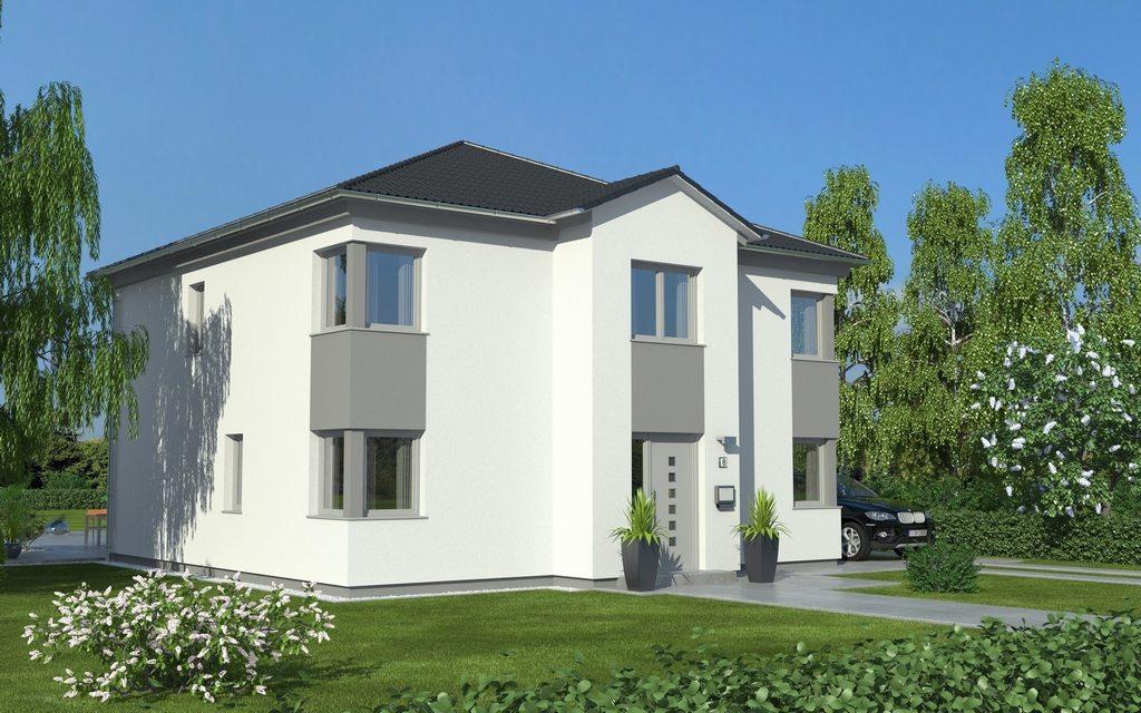 westermann massivhaus gmbh avance 159. Black Bedroom Furniture Sets. Home Design Ideas