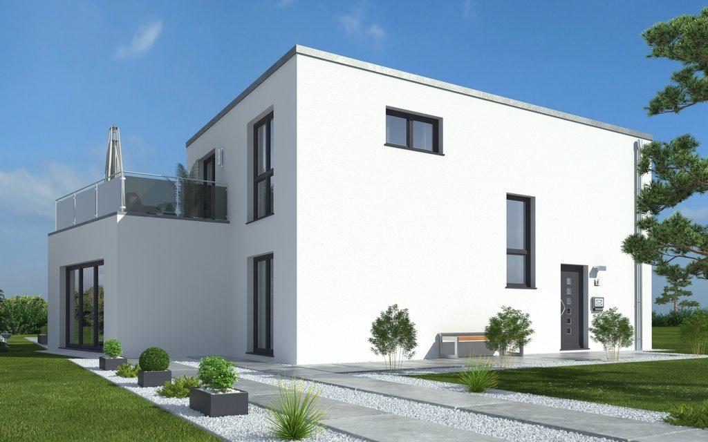 westermann massivhaus gmbh vision 152. Black Bedroom Furniture Sets. Home Design Ideas